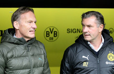 '1,500 tourists': Dortmund CEO snipes at Bayern's support as war of words heats up with title race