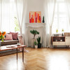 Floor envy: How what's underfoot can make or break every room - and the trends that work best