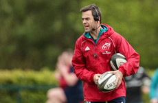 Van Graan indicates Munster are looking for a new attack coach
