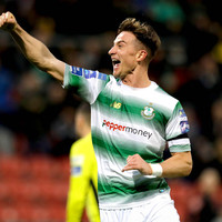 Shamrock Rovers return to winning ways with hard-fought victory against Pat's