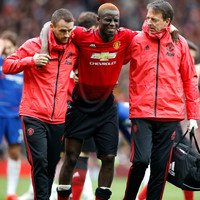 Man United defender Bailly out for remainder of the season after suffering ligament damage