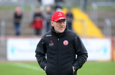 'I think they're streets ahead of everybody' - Owen Mulligan backing Tyrone for Ulster championship