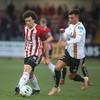 U21 international Mandroiu and Corcoran inspire Bohemians to ninth win in 14 games