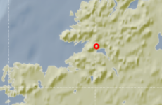 Donegal struck by 2.1 magnitude earthquake