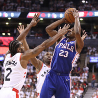'I had to come out and redeem myself': Butler puts up 30 as 76ers tie Raptors series