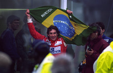 Brazil mourns 'superhero' Senna - the biggest sporting name in the country - 25 years after his death