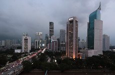 Indonesia approves plans to move capital away from rapidly-sinking city of Jakarta