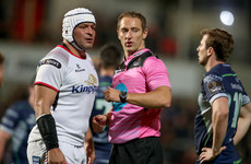 Pro14 confirm referee appointments for this weekend's quarter-finals
