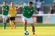 X-ray shows no broken bones but Parrott set to miss Ireland's U17 Euro finals