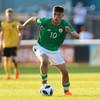 X-ray shows no broken bones but Parrott set to miss Ireland's U17 Euro finals