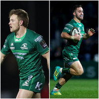 Marmion or Blade? Big call for Andy Friend in Connacht's nine jersey
