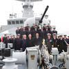 Ireland's fourth offshore patrol vessel, the LÉ George Bernard Shaw, has been officially commissioned