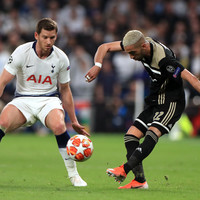 As it happened: Tottenham v Ajax, Champions League semi-final first-leg