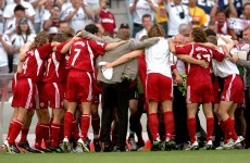 15 days to Euro 2012: First-timers Latvia upset the Germans