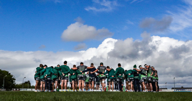 No 'Mad Monday' for Connacht as Friend's men continue to set new PBs
