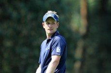Luke Donald craves maiden Major title