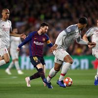 As it happened: Barcelona v Liverpool, Champions League semi-finals