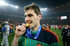 Legendary Spain goalkeeper Iker Casillas in stable condition after suffering heart attack