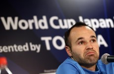 Final countdown: Iniesta eager to win for Guardiola