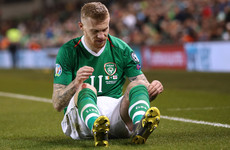 Vile abuse sent to James McClean condemned for 'bringing shame upon the sport'