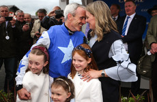 Ruby Walsh announces retirement from racing after Punchestown Gold Cup win