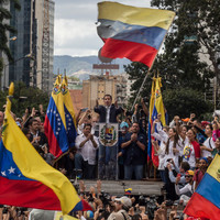 Woman killed in Venezuela riots as Guaido urges sweeping public sector strikes