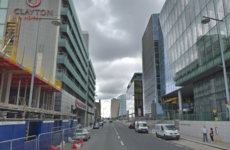 Dublin's Macken Street reopens after earlier incident