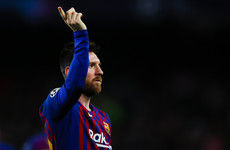 'It would have been better to win 4-0 than 3-0' - Liverpool tie not over yet, warns Messi