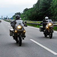 'Staggering' 12% of motorcyclists have been involved in a collision in the past two years