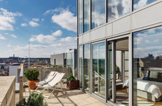 4 of a kind: Penthouse apartments with panoramic Dublin views