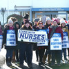 Nurses and midwives vote to accept deal to end industrial dispute