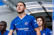 New Chelsea home kit design likened to a bus seat