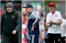 Quiz: Name the 33 managers in the 2019 All-Ireland senior football championship race?