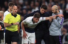 Spurs' Vertonghen 'did not suffer a concussion' but a doubt for Champions League second leg