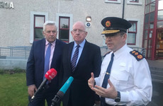 Drew Harris says that extra gardaí to tackle Drogheda gang violence are not 'a flash in the pan'