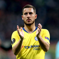 'He has played 10 games in a row' - Sarri defends benching Hazard for Europa League tie