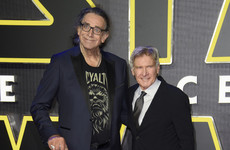 Peter Mayhew, who played Chewbacca, dies aged 74