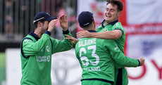 Debutant Little stars but Ireland fall just short of famous England win