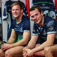 Carty partners Marmion as Connacht ring in the changes for Pro14 quarter-final