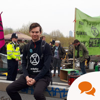 Opinion: Time is running out to save planet earth so we are organising a campaign of civil resistance