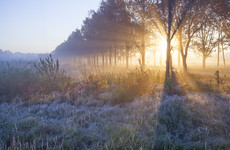 Frosty bank holiday weekend ahead as temperatures to dip below freezing in parts
