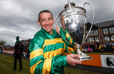 Buveur D'Air rebounds with Punchestown triumph under Davy Russell