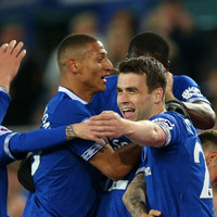 Coleman finds the net as Silva's Everton end home campaign on a high