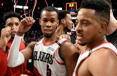 Trail Blazers edge Nuggets in quadruple-overtime epic, Giannis inspires Bucks at Celtics