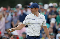 McIlroy slips five shots back after disastrous end to second round