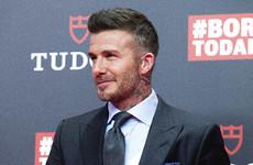 Beckham's MLS team gets green light for temporary home