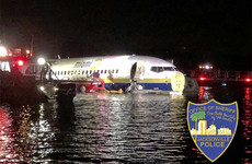 'It very well could be worse': Lucky escape for passengers on flight which crashed into Florida river