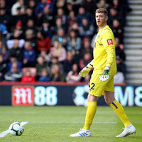 19-year-old Irish goalkeeper handed Premier League debut for Bournemouth