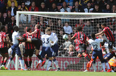 Irish teenager stars as Bournemouth stun 9-man Spurs