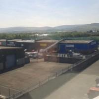 Body found in Dublin factory